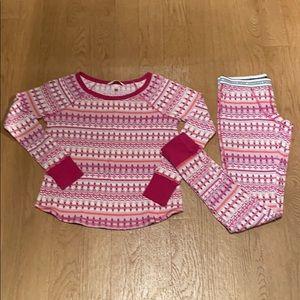 Victoria's Secret thermal pajamas size XS